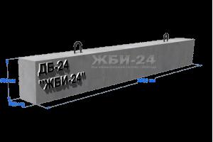 Доборная балка ДБ-24