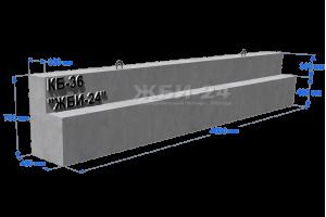 Коллекторная балка КБ-36
